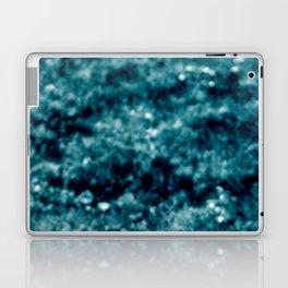 landscape blue Laptop & iPad Skin
