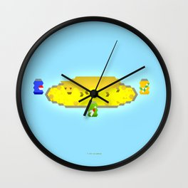 THEBEEHA Wall Clock