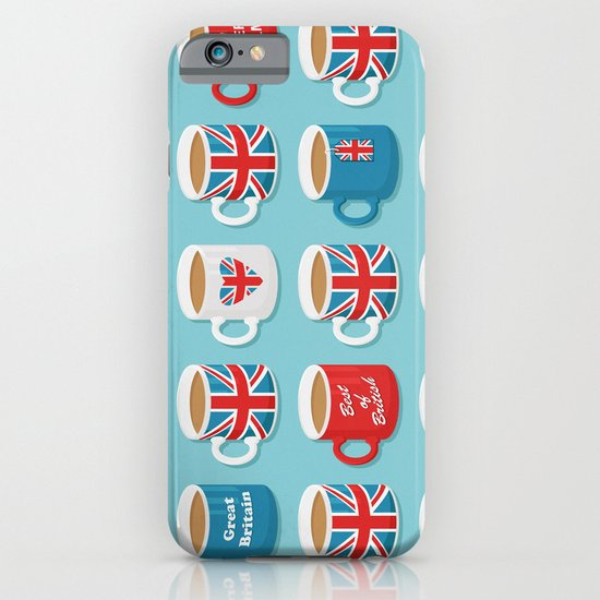 A Very British Brew iPhone & iPod Case