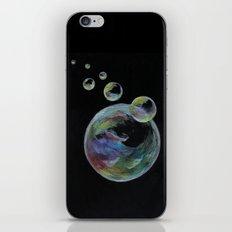 CRAYON LOVE  - Soap Bulbs iPhone & iPod Skin