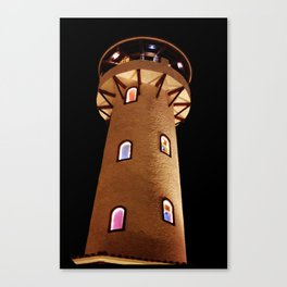 The Watchtower Canvas Print
