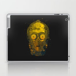 C3PO Splash Laptop & iPad Skin