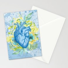 The Way to Her Heart Stationery Cards