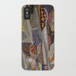 The Land Mosaic iPhone Case