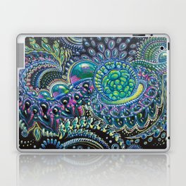 My Dark Companion Laptop & iPad Skin