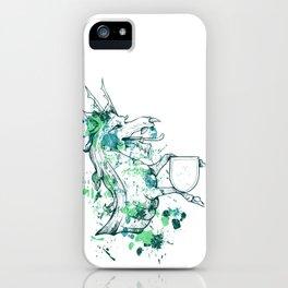 Herald - Dragon Shield iPhone Case