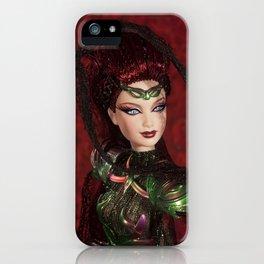 Chica Alienigena iPhone Case