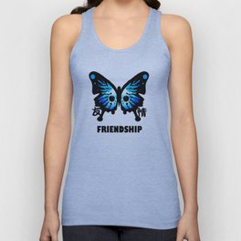 Friendship Unisex Tank Top