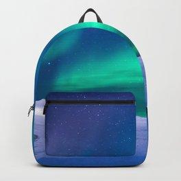 Northern Lights (Aurora Borealis) 15. Backpack