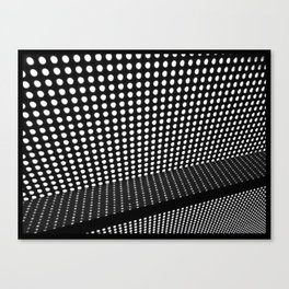 Dotted Canvas Print