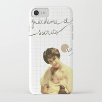 jenny liz rome iPhone & iPod Cases featuring liz by Willy Ollero