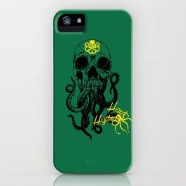 Hail Hydra Design iPhone Case