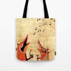 Fox fun Tote Bag