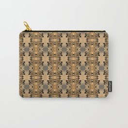 Sneezing Cat OG Pattern Carry-All Pouch