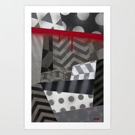 Pattern Bonanza 5 Art Print