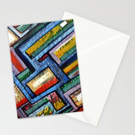 Alan J Eichman Abstract 0009 Stationery Cards
