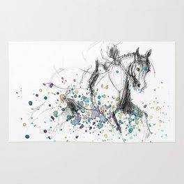 Horse (Rainy canter) Rug