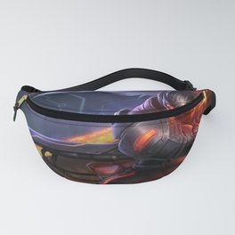 PROJECT Yasuo League of Legends Fanny Pack