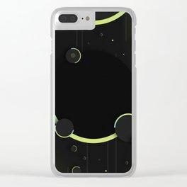 World Metadata Clear iPhone Case
