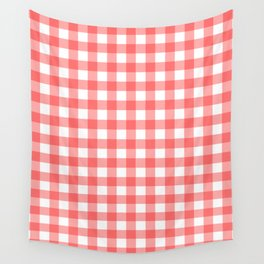 Gingham Wall Tapestry