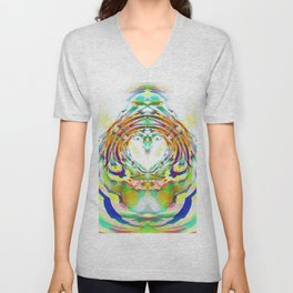 Fountains Unisex V-Neck