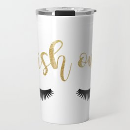 Lash Out Travel Mug