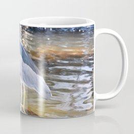 Night Heron Coffee Mug