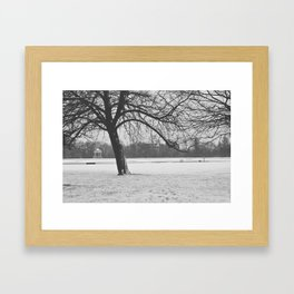 Early Morning Stillness  Framed Art Print