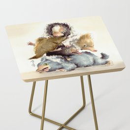 Niffler babies Side Table