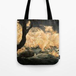 Hunter's Call Tote Bag