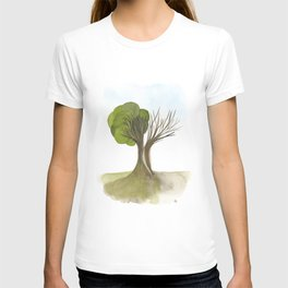 Duality Tree T-shirt