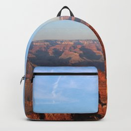Grand Canyon South Rim at Sunset Backpack