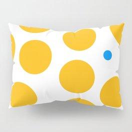 yellow dots 077 Pillow Sham