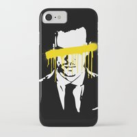 moriarty iPhone & iPod Cases featuring Moriarty by tillieke