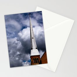 Single Spire Stationery Cards