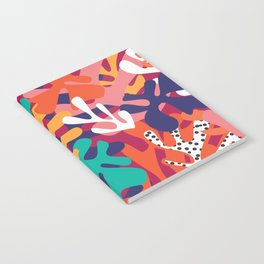 Matisse Pattern 006 Notebook