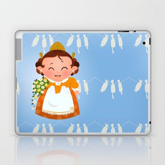 Fallera Laptop & iPad Skin