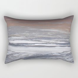 Alkali Lake Rectangular Pillow