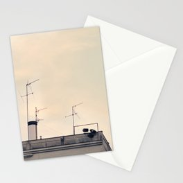 City skies Stationery Cards