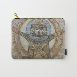 ETERNAL CREATION Carry-All Pouch