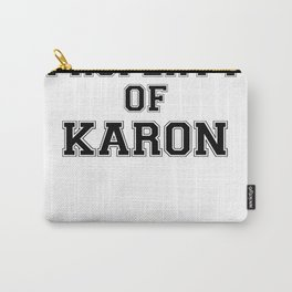 Property of KARON Carry-All Pouch