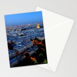 Little Blue Paris Stationery Cards