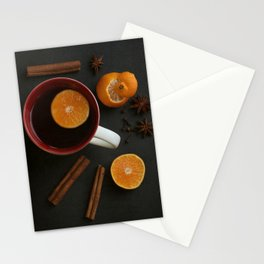 Mulled Wine Stationery Cards