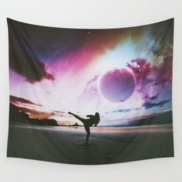 Training Day Wall Tapestry