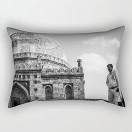 Bara Gumbad tomb Rectangular Pillow