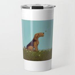 Let's Bee Friends Travel Mug