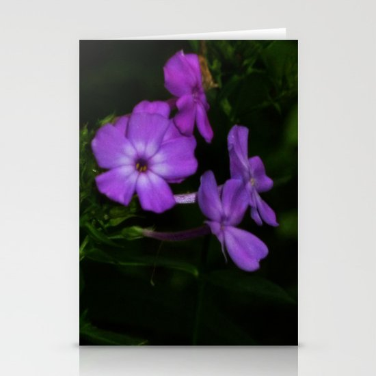 Purple... Stationery Cards