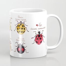 A Guide to the Meaning of a Ladybug Coffee Mug