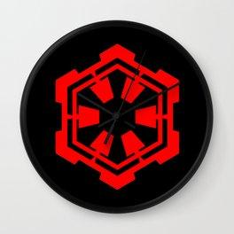 Sith Empire Wall Clock