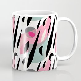 Splatter Burn Coffee Mug